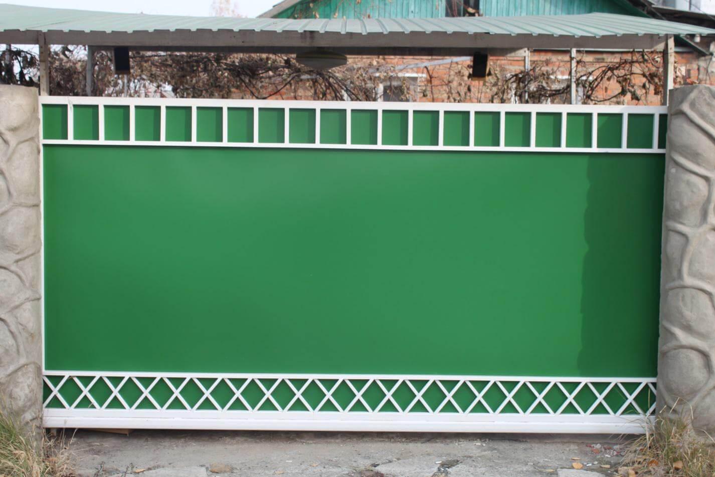 ворота откатные в белгороде